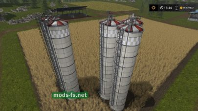 Мод на Silo Extension Large By BOB51160