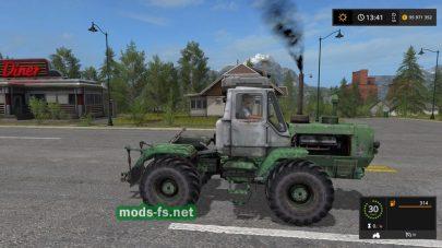 Т-150К для Farming Simulator 2017