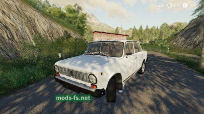Мод на ВАЗ-2101