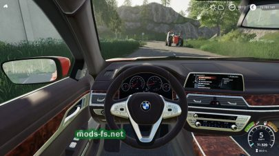 BMW 7 mod