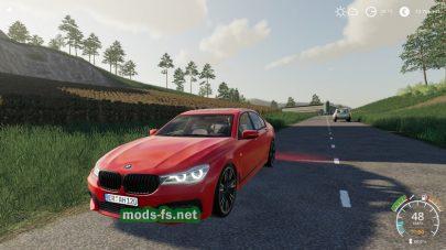 Скриншот мода BMW 7Series