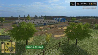 SPK Brodovka для Farming Simulator 2017