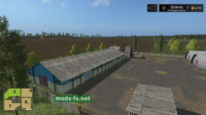 Ферма на карте «СПКБродовка»