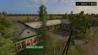 FS17 maps Shevchenkovo