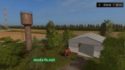 «Shevchenkovo» для Farming Simulator 2017