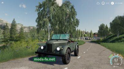 ГАЗ-69 FS 2019