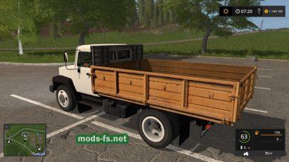 ГАЗ-3305 для игры Farming Simulator 2017