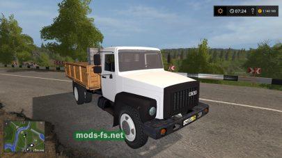 gaz-3305 mods