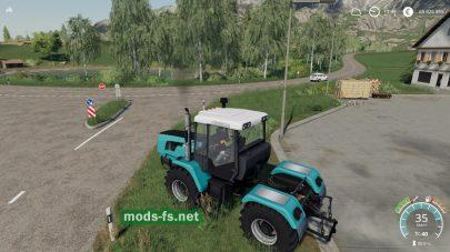 Трактор ХТЗ-244K в игре FS 19