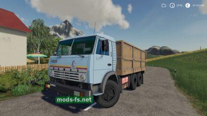 kamaz 5320 mod FS 19