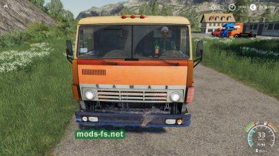 КамАЗ 5410 для Farming Simulator 2019