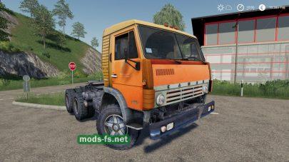kamaz-5410 mod FS 2019