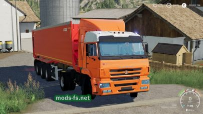 kamaz-5460 mods