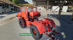 Ранняя версия КировецК-700