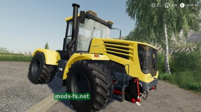 Kirovec для Farming Simulator 2019