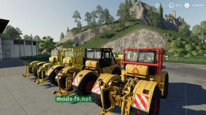 Kirovets для Farming Simulator 2019