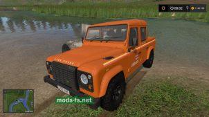 LandRoverDefender для FS 17
