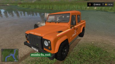 Land Rover Defender для FS 17