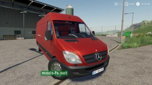MercedesSprinter для FS 2019