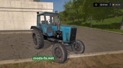 МТЗ-80 для FS19