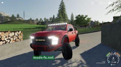 ScarokTheCarдля Farming Simulator 2019