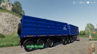 Тонар-95411 для Farming Simulator 2019
