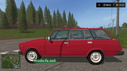 vaz-2104 mod