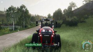 Мод на трактор XerionTracTS