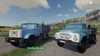 ZILS для Farming Simulator 2019