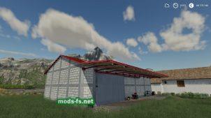GrainStorage для FS 19