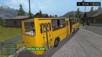 Мод на автобус Икарус-280