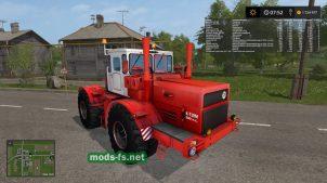 Kirovets K710M mod FS 17