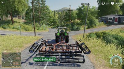КПМ-6 для Farming Simulator 2019