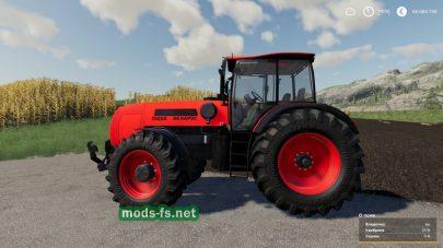 mtz-2522 mod FS 2019
