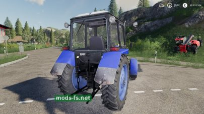 MTZ 82.1 для Farming Simulator 2017