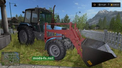 mtz-1025 mod