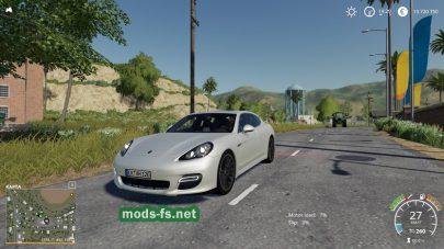PorschePanamera для FS 2019
