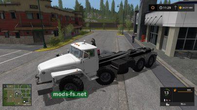 upal-6614 mod FS 17