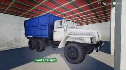 ural-4320 mod FS 2019