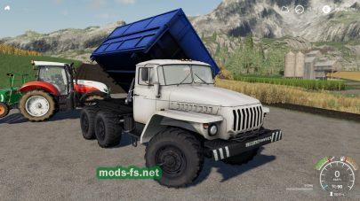 ural-4320 FS 19