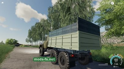 zil-131 mod