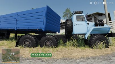 «Added Realism For Vehicles» для Farming Simulator 2019