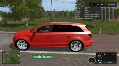 AUDI Q7 mod FS 17