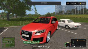 Скриншот мода AUDI Q7