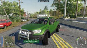 FordRangerRaptor для FS 2019