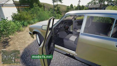 ГАЗ 31105 для FS 2019