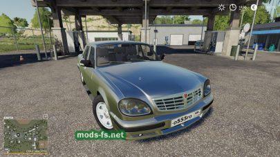 gaz-31105 mod FS 19
