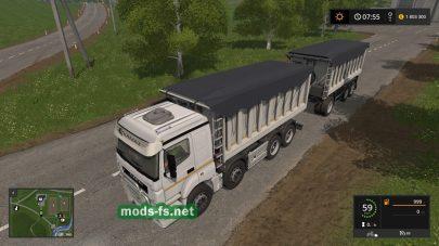 kamaz-40s mod FS 17