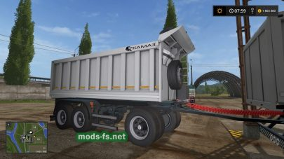 kamaz-40s FS 17