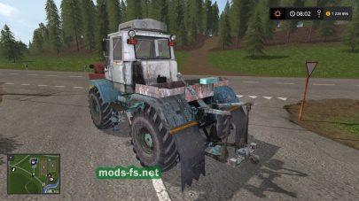 khtz t-150k mod FS 17